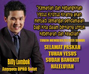 Billy Lombok Ads