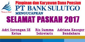 dana pensiun Bank Sulut