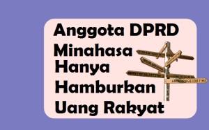minahasa, DPRD minahasa