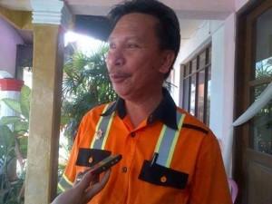 BPBD Tomohon, tomohon, Drs Robby J Kalangi SH MM