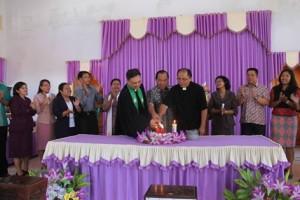 Max Lomban,  GMIM Wilayah Bitung, GMIM,  GMIM Bahtera, Kelurahan Lirang ,Kecamatan Lembeh Utara,