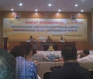 mitra, minahasa tenggara, bpk-ri, gorontalo, Sekretariat DPRD Mitra, Agustina Tangian SE