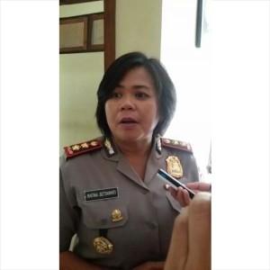 Kapolres Tomohon, AKBP Ratna Setiawati SH