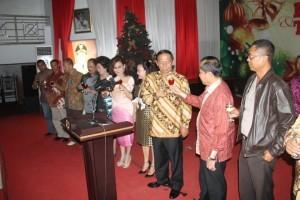 Natal 2014 , Tahun Baru 2015, bitung, Edison Humiang,Hanny Sondakh, Max Lomban ,