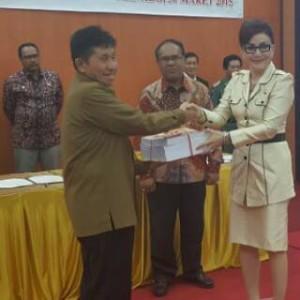 Bupati Minahasa Selatan, Christiany Eugenia Paruntu, LKPD,Rochmadi Saptogiri,  Frangky Mamangkey