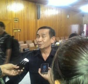 Ketua Komisi I DPRD Sulut, Ferdinand Mawengkang, PT Maeras Soputan Mining ,  Sepang-Dendeng