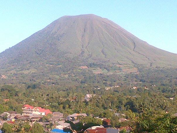 BPBD Tomohon, Gunung Lokon
