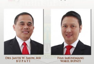 FPDI-P ,  JWS-IVANSA, Minahasa, PDIP Minahasa