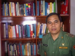 Bupati Minahasa ,Drs. Jantje Wowiling Sajow,  Dana Desa