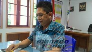 SMK 1 Manado, CBT ,Computer Based Test,  Drs Moodie Lumintang