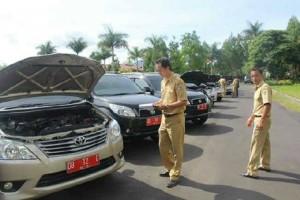 Kendaraan Dinas, Setdakot Tomohon, tomohon, Hengky Supit SIP