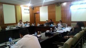 Perda Pajak ,  Sekertariat DRPD Sulut , dprd sulut,  Edwin Lontoh, Frangky Wongkar, Billy Lombok SH, Denny Sumolang, Ivonne Bentelu