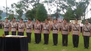 Kapolres Tomohon, AKBP Ratna Setiawati SH , Alkat Karouw , Kompol Alfianto Dj SPi