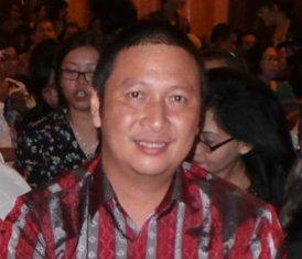 Wakil Bupati Minahasa Ivan Sarundajang