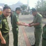 Wakil Bupati Serahkan SK CPNS Honda K-2 Minahasa Tenggara