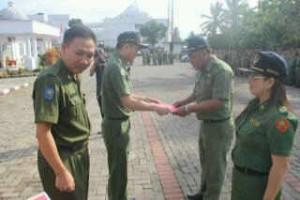 Minahasa Tenggara, Ronald Kandoli, CPNS ,