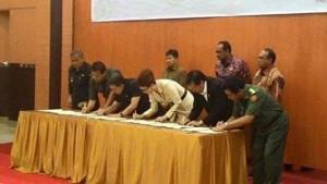 Walikota Tomohon,  LKPD , BPK-RI, Drs Andi Kangkung Lologau MM Ak