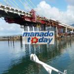 BPJN XI Manado: Pembangunan Jembatan Soekarno Selesai Tahun Ini