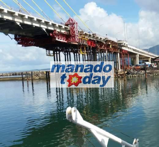jembatan soekarno, jembatan soekarno manado
