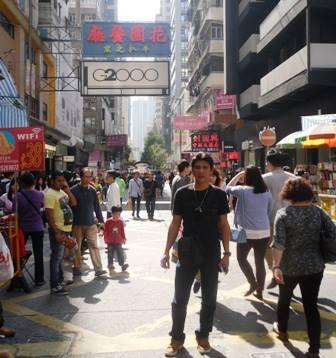 Tonny Sumakul, Hongkong