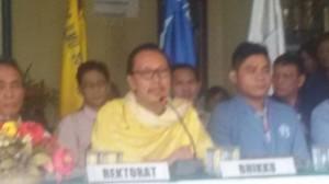 Bhikku Jimmu Goh SAg MSn, Sangha Mahayana Indonesia , unsrit, unsrit tomohon,