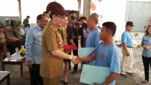 Lembaga Pemasyarakatan, Rumah tahanan, Rutan Amurang, Christiany Eugenia Paruntu,