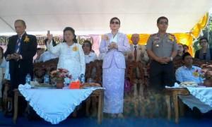 Tetty Paruntu , Ibadah Agung, Paskah , GPdI