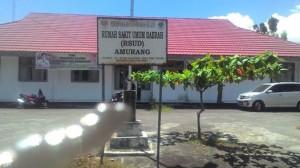 RSUD Minsel, Minahasa Selatan,  Desa Teep Trans , Amurang Timur, dr Erwin Schoten