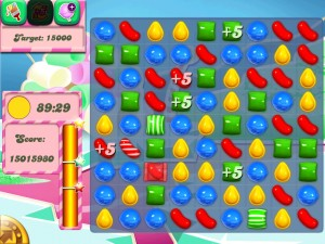 Candy Crush Saga,Dr Dori Cage, tendon