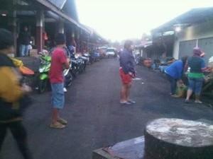 Tomohon, pasar tomohon, pasar ikan
