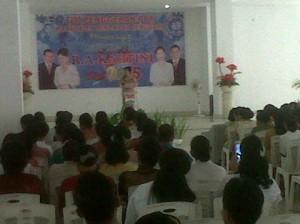 Peringatan Hari Kartini di Kabupaten Minahasa Tenggara