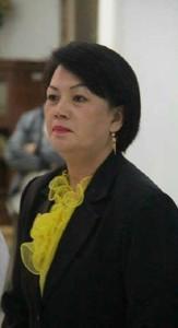 Maryam Rau SH. Kadis Kebudayaan dan Pariwisata Kota Tomohon