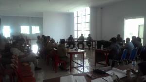 DPRD Minsel , Minahasa Selatan , LKPJ,Lucky Tampi