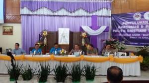 Kapolda Sulut, Brigjen Drs Wilmar Marpaung , Sinode GMIM, tomohon