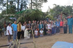 Safari Paskah di GMIM Bait-El Kakaskasen