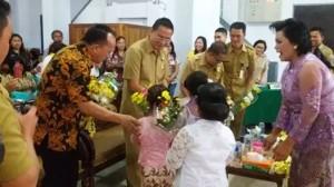 Raden Ajeng Kartini , pejuang wanita,  Jimmy F Eman SE Ak , Drs Gerardus E Mogi , Drs Sonny Saruan