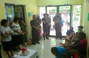 DR. Djouhari Kansil MPd, Wakil Gubernur Sulawesi Utara, Sulawesi Utara ,Klinik Kanker Estella ,R.S. Prof. Kandow ,