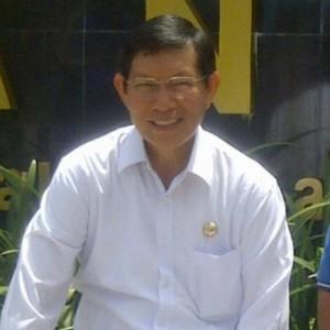 Walikota Manado DR. G.S. Vicky Lumentut