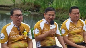 Kapolda Sulut, Brigjen Wilmar Marpaung, Walikota Tomohon, Jimmy F Eman SE Ak