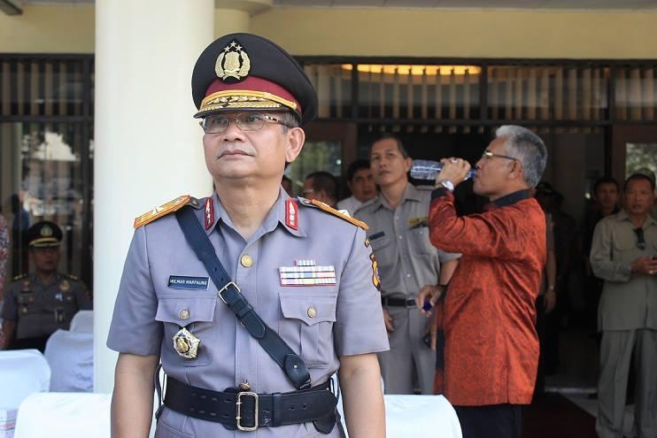 Brigjen Pol Drs Wilmar Marpaung, Kapolda Sulut