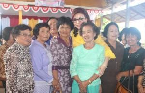 Tetty Paruntu, Raden Ajeng Kartini, minsel, minahasa selatan,