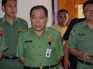 Dr Arnold Poli SH MAP ,  Sekretaris Kota Tomohon , tomohon, korupsi, esdm tomohon, esdm