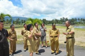 Wakil Gubernur Sulawesi Utara, Sulawesi Utara, DR. Djouhari Kansil MPd, BBGRM