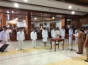 Bupati Minahasa, Drs Jantje Wowiling Sajow MSi , minahasa, hukum tua,