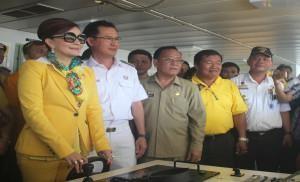 PELNI, Pelabuhan Amurang,Bupati Minahasa Selatan, Minahasa Selatan,
