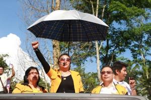 DPRD Tomohon ,Partai Hati Nurani Rakyat, hanura, Cherly Mantiri SH, Partai Demokrat,