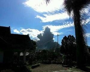 Gunung Lokon , lokon, tomohon,