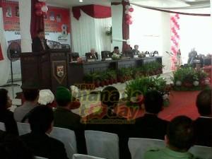 Drs. John Palandung M.Si, mitra, minahasa tenggara, HUT mitra,
