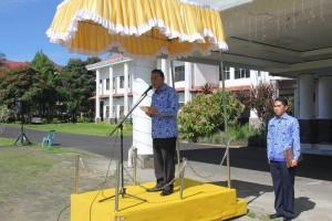 Walikota Tomohon Irup di Harkitnas 2015