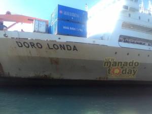 Kapal Motor, Dolo Ronda, PELNI, pelabuhan amurang,